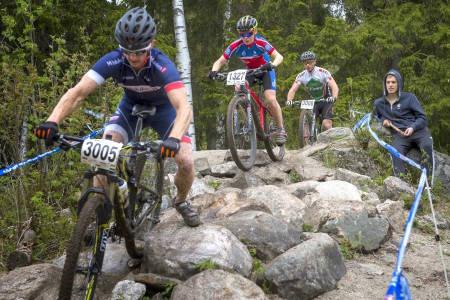Forbundet vil innføre regler for utstyr i aktive ritt fra 2019. Foto: Tord Bern Hansen