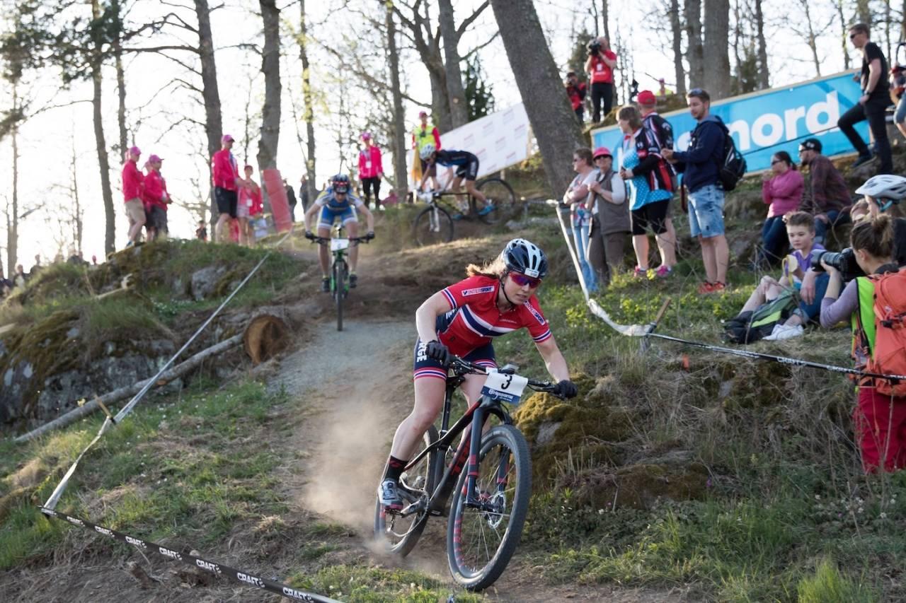 Elisabeth Sveum leverte bedre resultater i 2016 enn i 2015, men fikk likevel ikke fornyet tillit fra landslaget. Foto: Bengt Ove Sannes