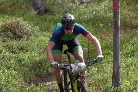 Tormod Wedydahl var overlegen i Valdresrittet og satte også ny løyperekord i det 54 kilometer lange rittet, en uke etter at han ble nummer 22 og nest beste norske i maraton-EM. Foto: Iver Røssum
