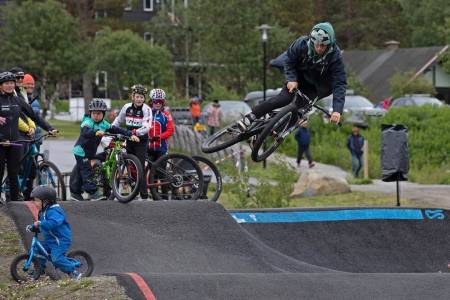 pumptrackkonkurranse, hallingdal pumptrack