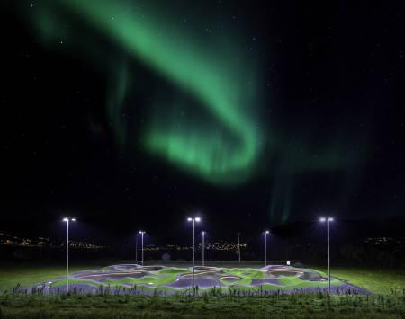 Harstad får VM-kvalifisering i pumptrack