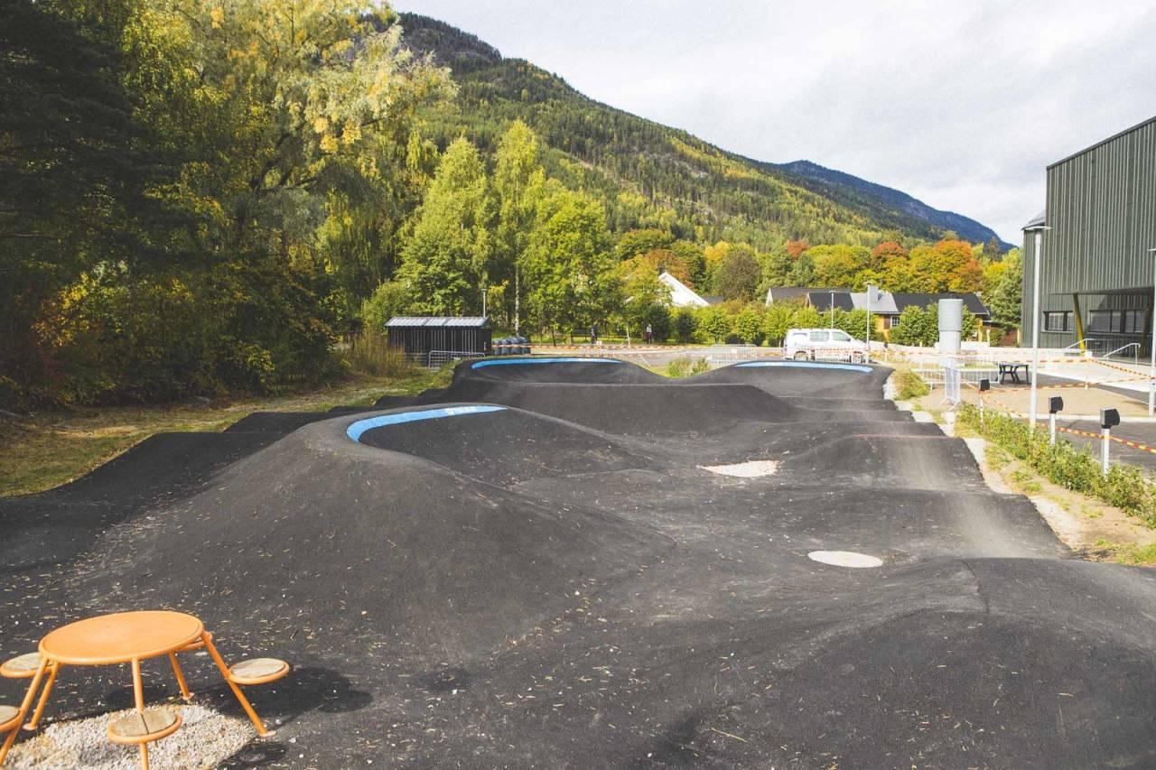 pumptrack nesbyen hallingdal