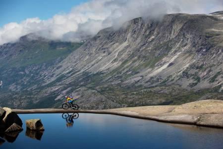 stisykling i norge, stisykling i nord-norge, reinnesfjellet, skjomen, stisykling i narvik