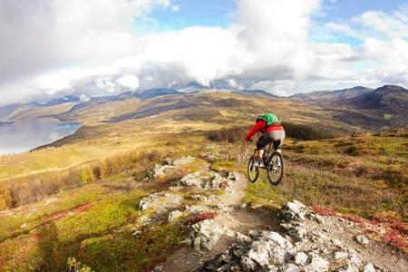 stisykling i oppdal, oppdal sykkelfestival, vpg, stisykling i norge