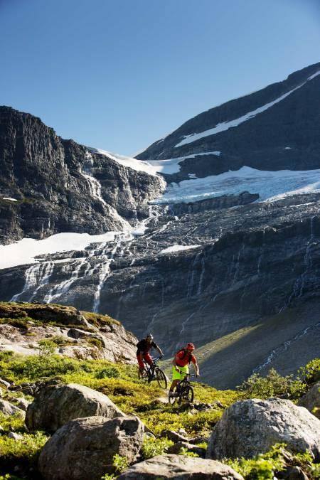 stisykling i norge, stisykling på stryn, stisykling i nordfjord, strynefestivalen, stisykling i sandane