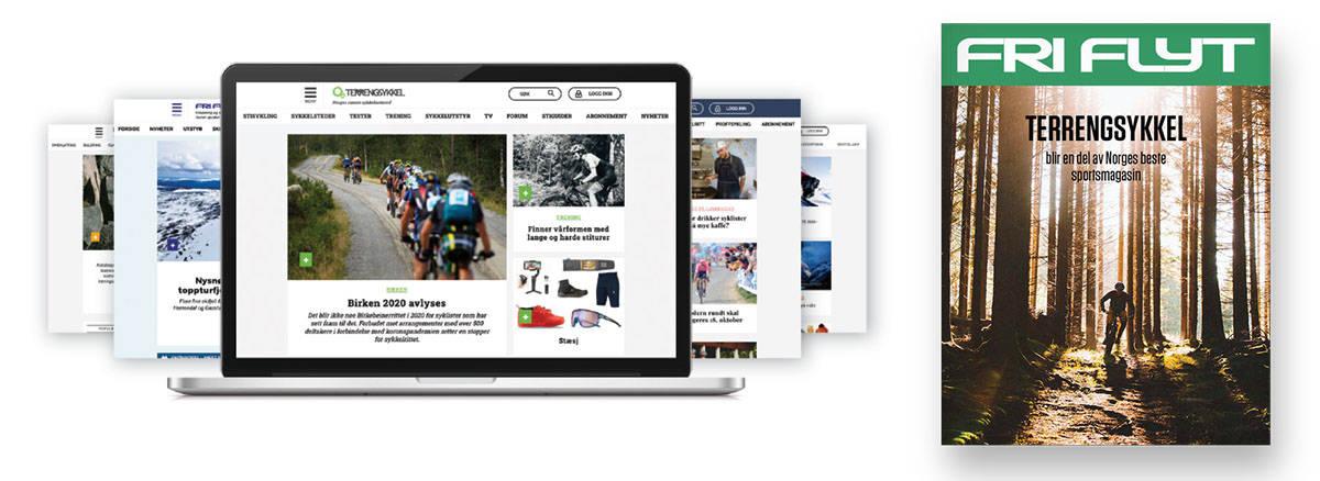 Abonnement terrengsykkel sykkel