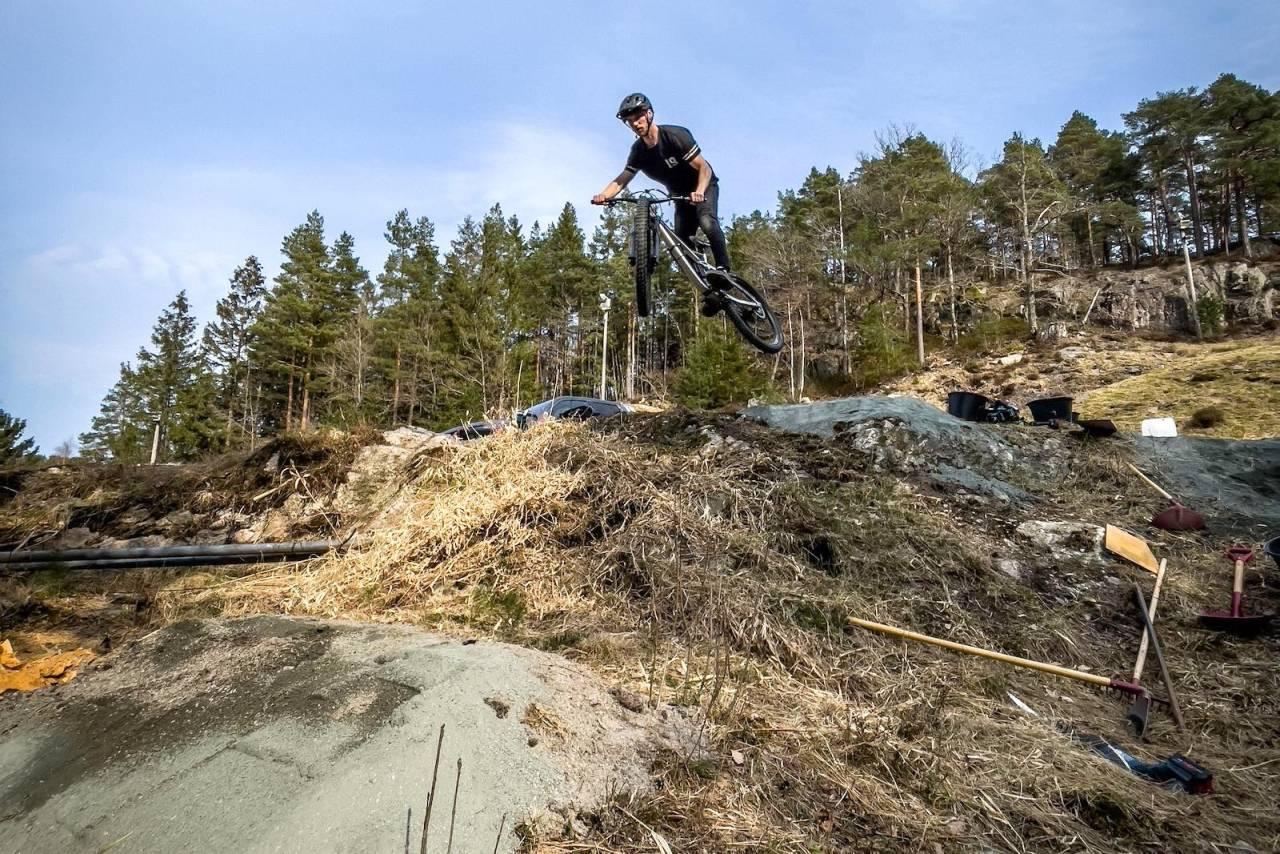 Kristiansand sykkelpark klar for sesongåpning