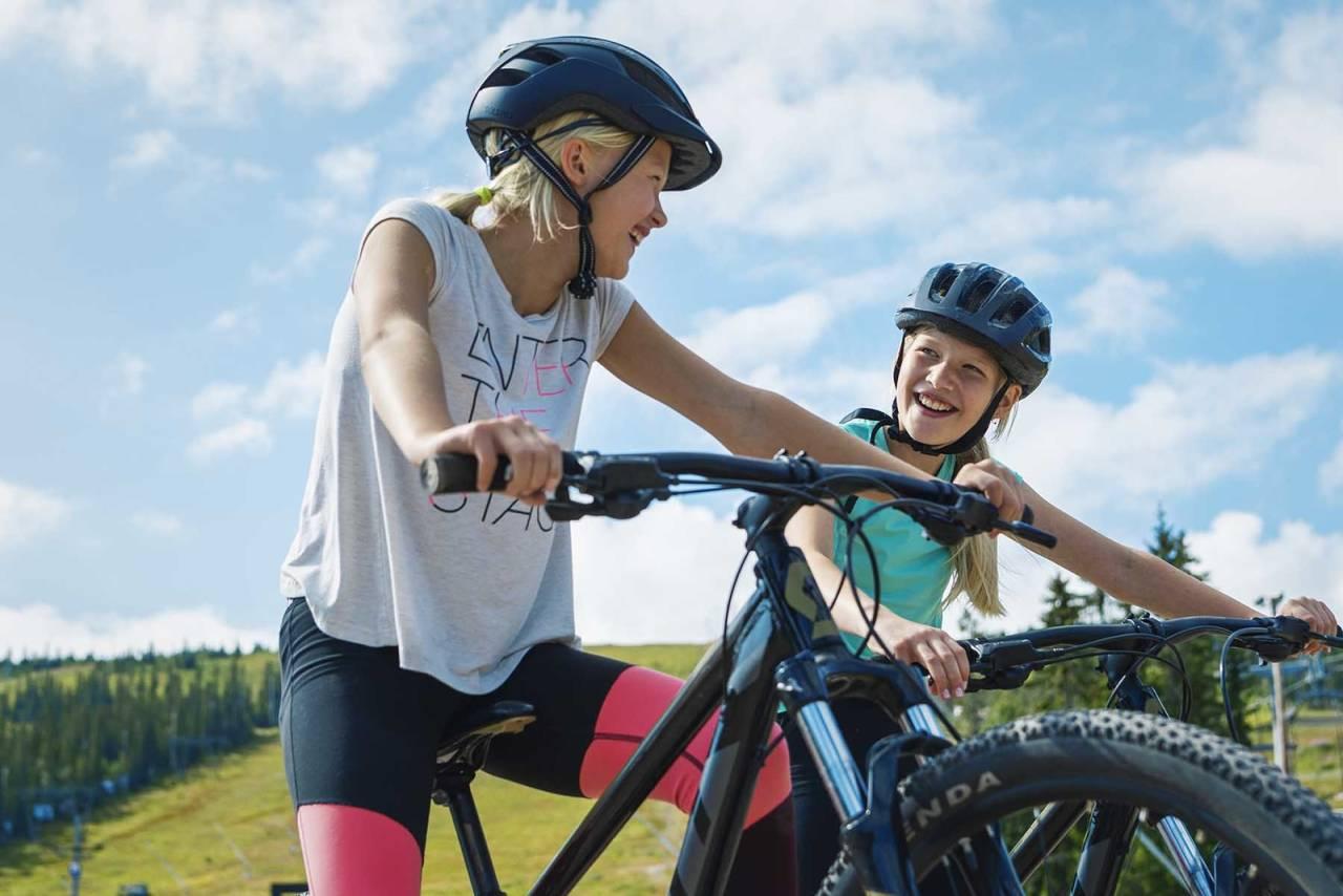 skistar satser sykkel