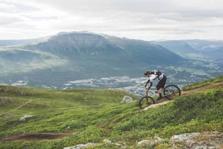 oppdal sykkelfestival stisykling