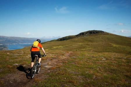 stisykling tromsø tips guide tur sykling sykkeltur