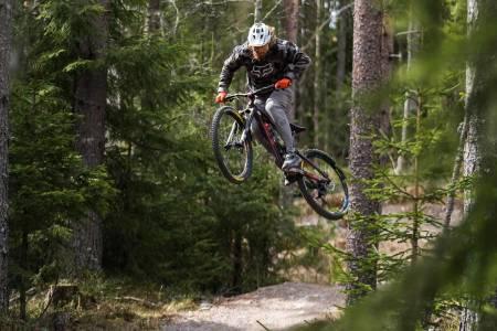 trysil bike arena åpning 2020 gullia