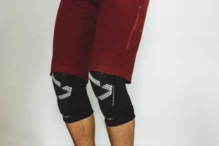 test knebeskytter sykling leatt airflex pro