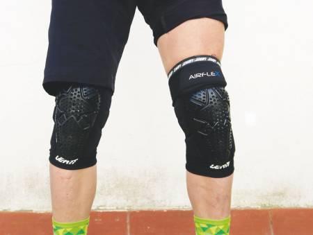 test leatt knebeskytter sykkel sykling