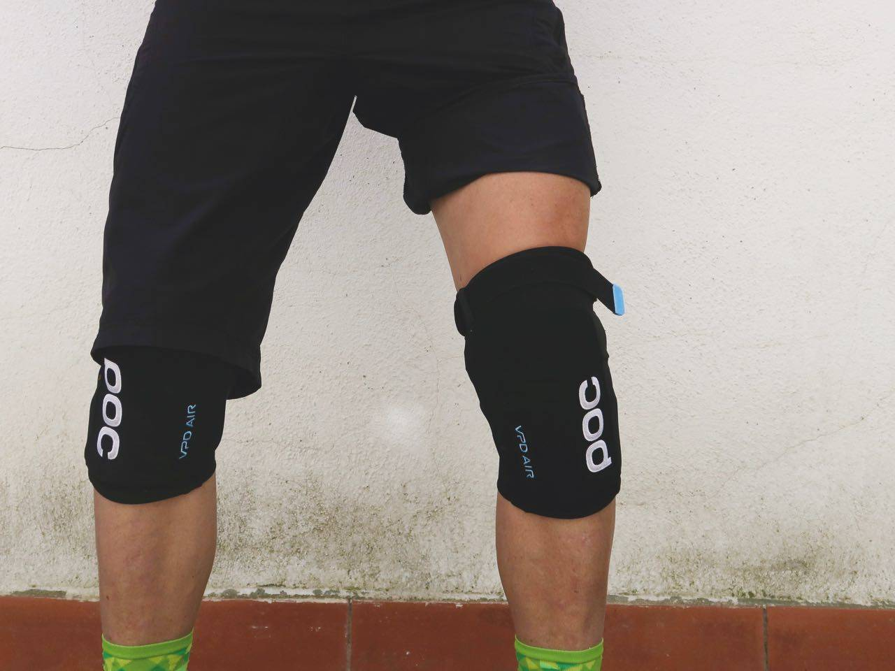test poc knebeskytter joint air vpd