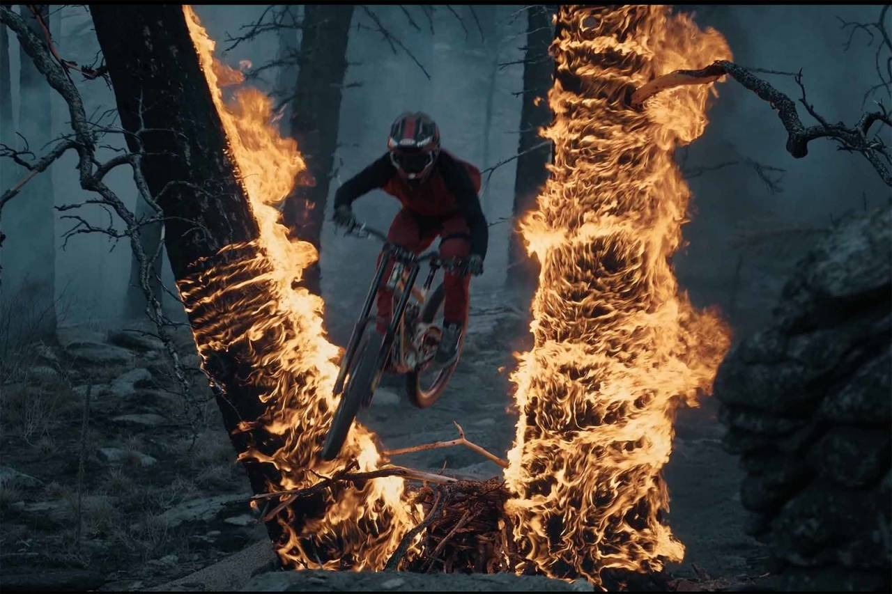 sykkelfilm nico vink flammer
