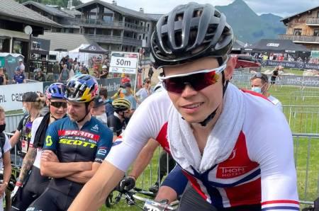 18. juli reiste Erik Hægstad og det norske støtteapparatet til OL i Tokyo
