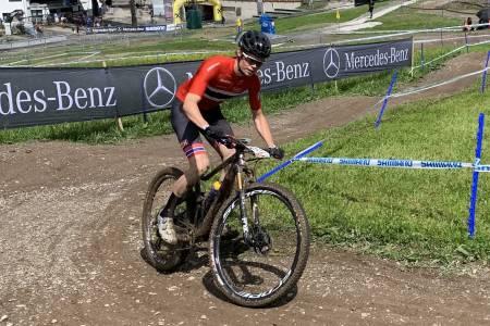 Erik Hægstad tilbake blant de topp 15 i verdenscupen