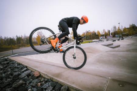 robin wallner grussykkel