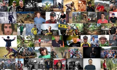 VIKTIGE MENNESKER: Terrengsykkelsporten hadde ikke vært det samme uten disse 50 menneskene.