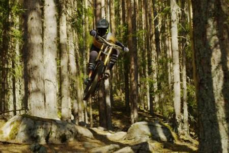 mille johnset dedikasjon sykkelfilm utfor utforsykling