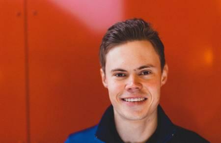 BLITT VOKSEN: Erik Hægstad har for alvor tatt steget opp i elitens rekker i 2019. Foto: Kristoffer H. Kippernes