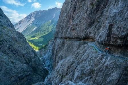 stisykling europa alpene