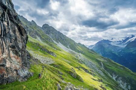 stisykling haute route alpene