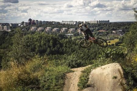 terrengsykling stockholm