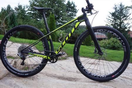 borghild løvset sykkel scott