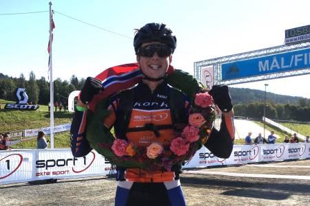 Eskil Evensen-Lie vant Birkebeinerrittet 2021