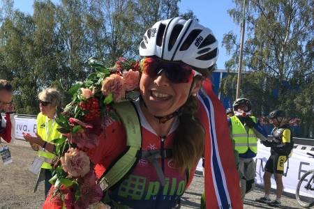 Ingrid Lorvik vant eliteklassen i Birkebeinerrittet 2021