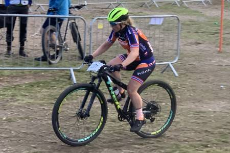 Elisabeth Sveum vant NM rundbane 2020