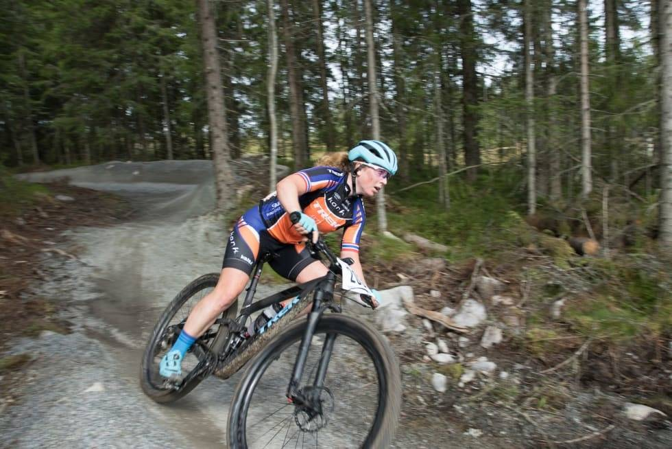 Elisabeth Sveum Norgescup rundbane 2020 Veldre Sag