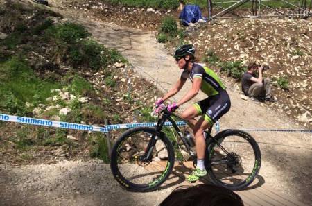 Gunn-Rita Dahle Flesjå konsentrerer seg 100 prosent om OL i Rio. Alle andre ritt er trening. Foto: Øyvind Aas