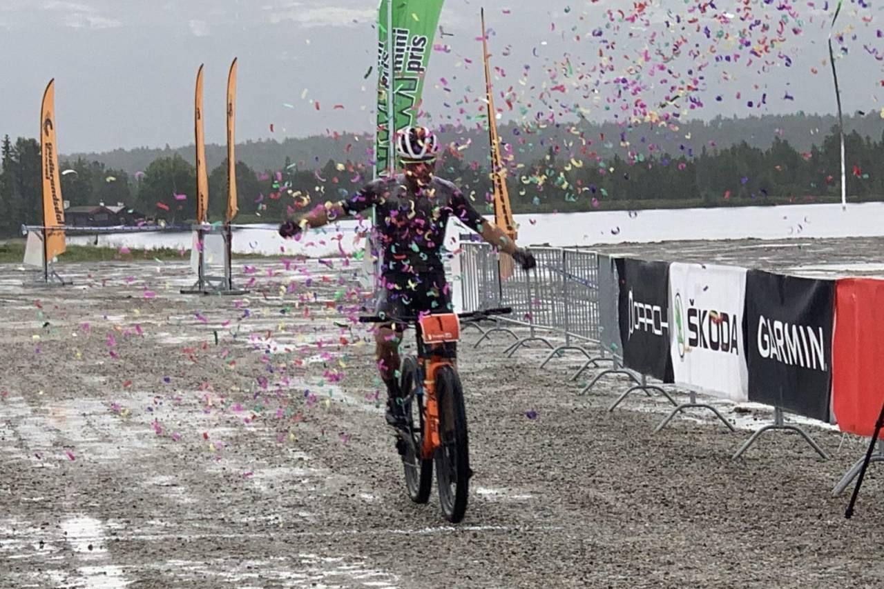 Emil Hasund Eid vant årets maraton-NM Furusjøen Rundt