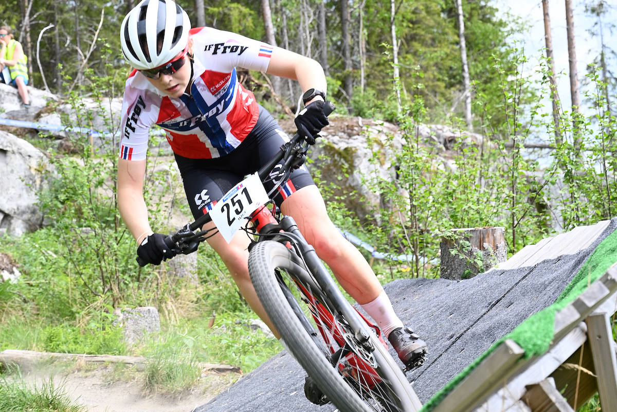 Oda LaForce vant NC kortbane på Lillehammer