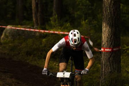 Erik Hægstad vant Norgescupen på Skullerud