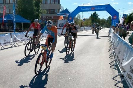 Vidar Mehl vant første etappe i Trans-Østerdalen