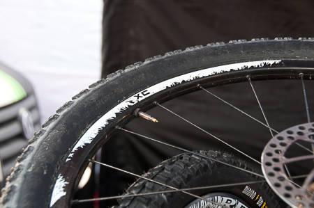KORT NAVN:  XC er navnet på Reynolds nye hjulsett. Felgen er i karbon.
