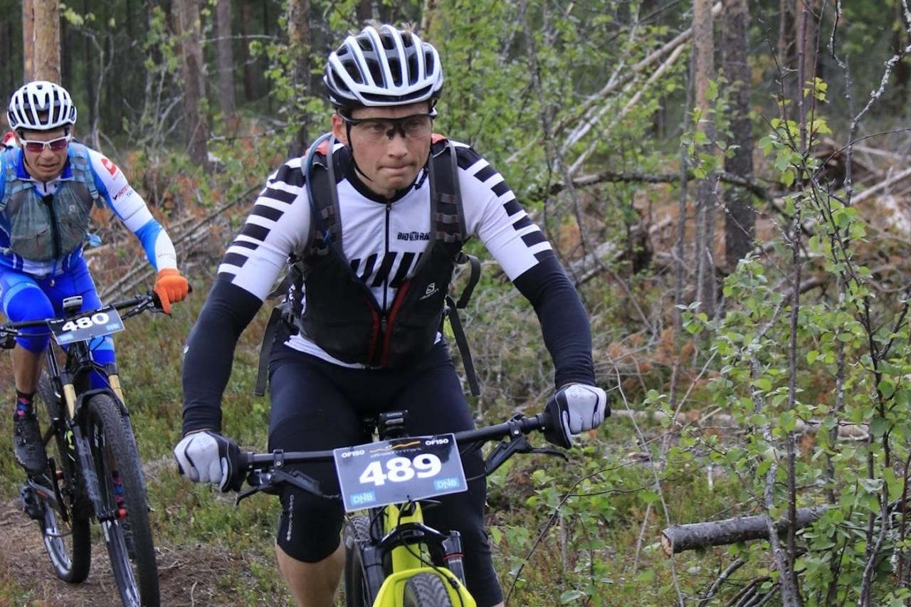 Daniel Boberg Leirbakken vant OF150