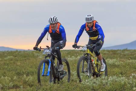 Seier til Noah Pettersen og Sönke Wegner på Offroad Finnmark OF300