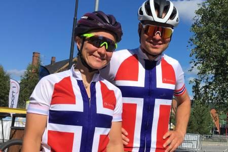 Hildegunn Gjertrud Hovdenak og Emil Hasund Eid vant Trans-Østerdalen 3-dagers 2020 sammenlagt