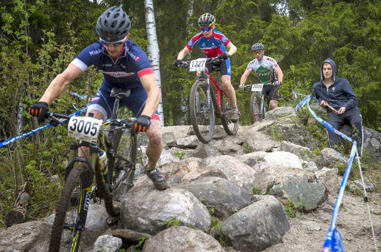 Du trenger en grei sykkel som er godt tilpasset, men riktig trening er den aller viktigste faktoren i hvor langt du kan nå, sier Ole Christian Fagerli. Foto: Tord Bern Hansen