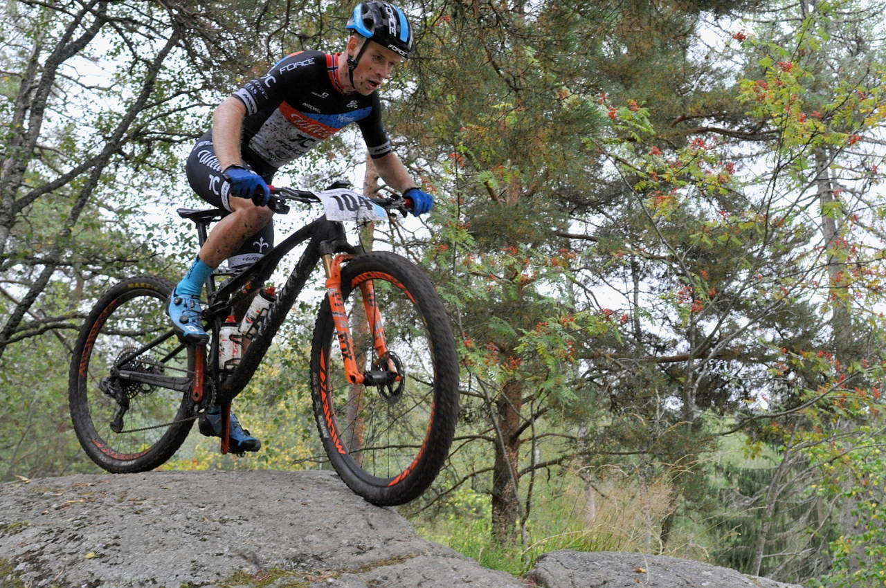 Ole Hem vant Terrengsykkelrittet I Oslo menn elite