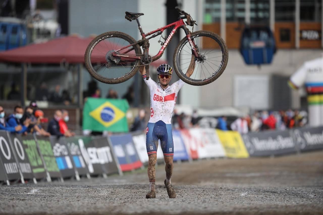 Tom Pidcock vant U23-VM