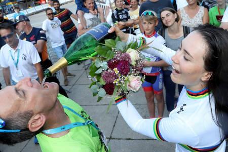 Gaia Tormena fra Italia vant VM i sprint 2021