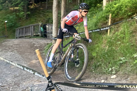 Erik Hægstad nummer 26 på verdenscuprunden i Leogang