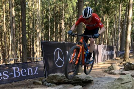 Emil Hasund Eid klar for verdenscup i Nove Mesto