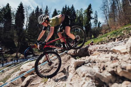 Hailey Batten vant Kortbane i Nove Mesto