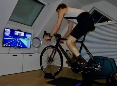 sykkel trening intervall 30 15